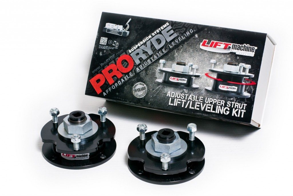 FORD RAPTOR ADJUSTABLE FRONT LIFT LEVELING KIT
