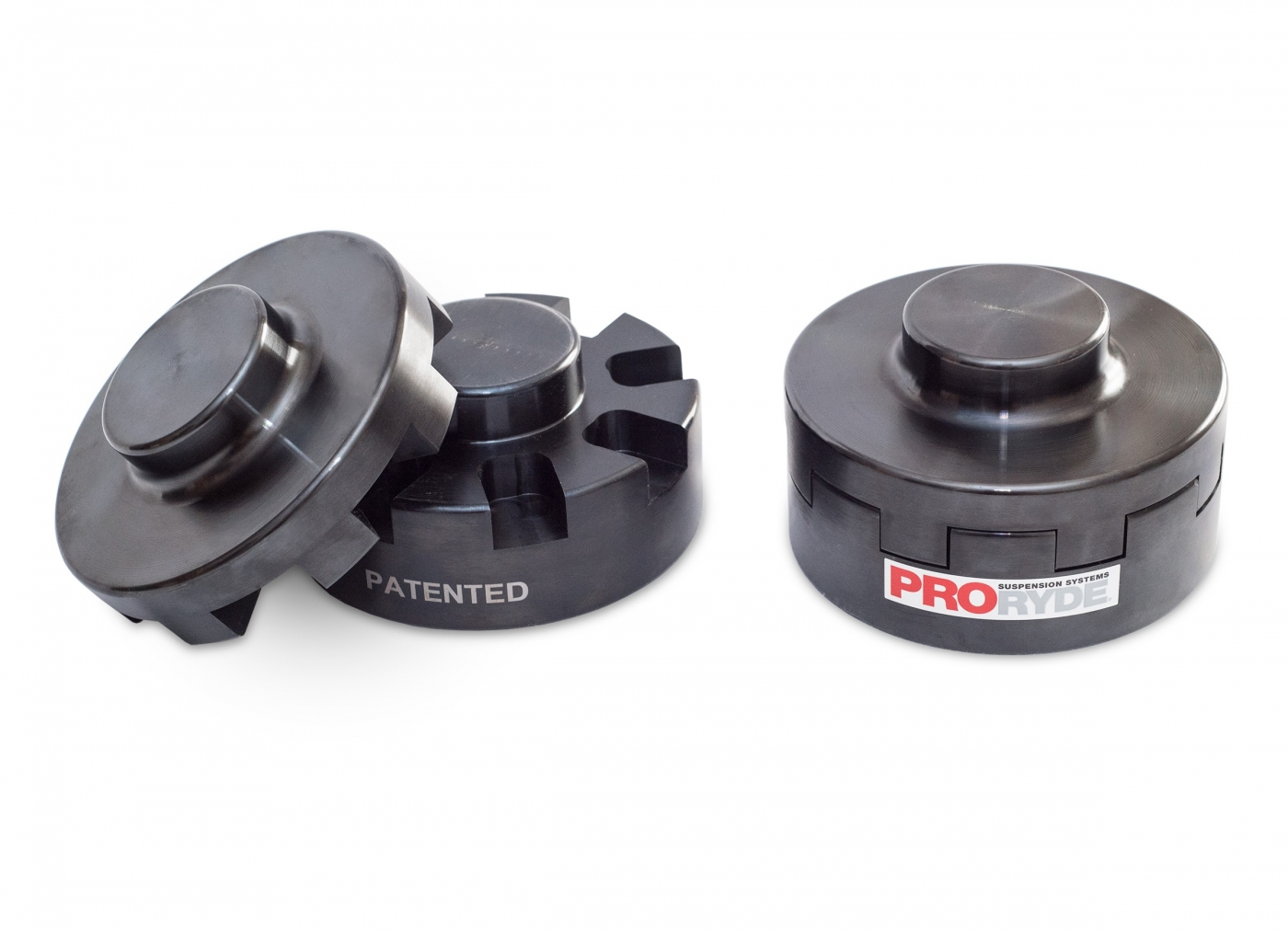 SuperBLOK 3-IN-1 REAR COIL SPRING BLOCKS