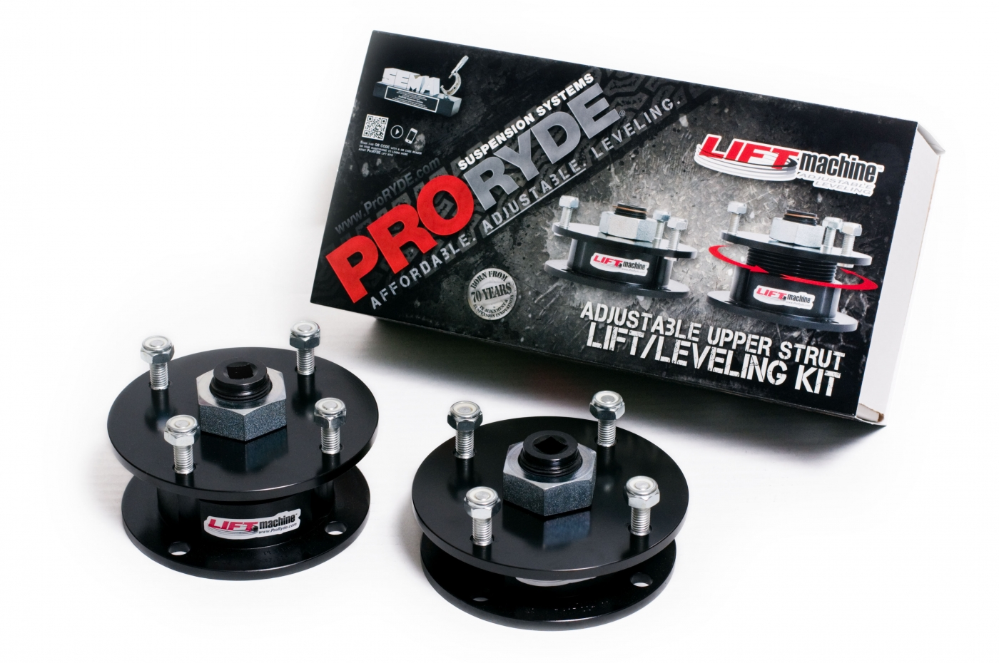 Toyota Leveling Kits Proryde Liftkits Lift Tundra Sequoia Adjustable Front Kit