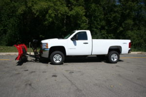 INSTALL A LEVELING KIT AND AN AIR CELL PRODUCT ON YOUR SNOW PLOW TRUCK