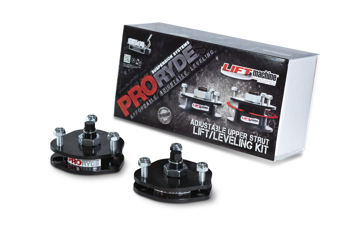 RAM LD 1500 4WD & DODGE DAKOTA ADJUSTABLE FRONT LIFT LEVELING KIT