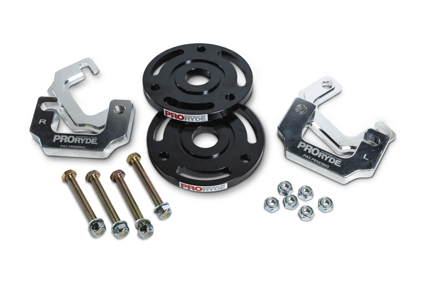 SILVERADO SIERRA LD 1500 (T1XX) ADJUSTABLE FRONT LIFT LEVELING KIT