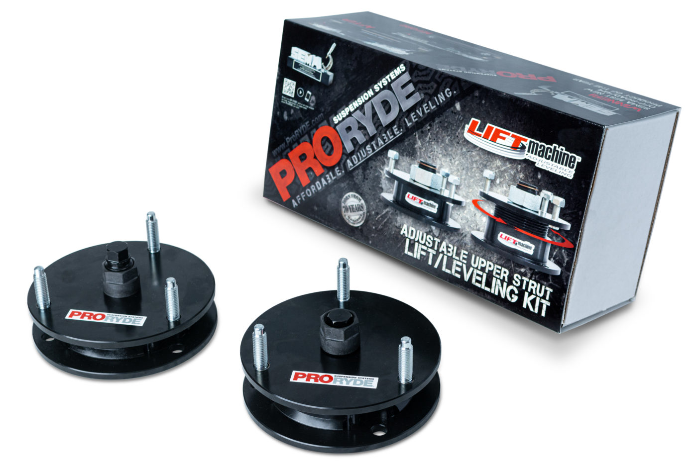 SILVERADO SIERRA 1500 (T1XX) ADJUSTABLE FRONT LIFT LEVELING KIT